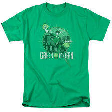 Green Lantern - City Power T-Shirt DC Comics Sizes S-3X NEW