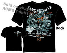 Ratfink T Shirts Big Daddy Clothing Ed Roth T Shirts Beyond Nuts Collage Tee