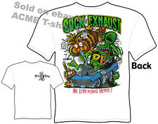 Ratfink T Shirts Nova T Shirts Chevy Shirt Big Daddy Clothing 1966 1967 Chevy II