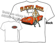 Stingray Race Car T Shirt Corvette Tee Shirt Pin Up Shirts Sz M L XL 2XL 3XL