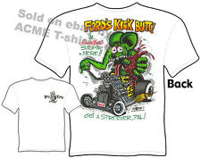 Rat Fink Shirts Hot Rod T Shirts Ford Shirt Big Daddy Clothing 1932 32 Roadster
