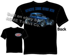 32 33 34 Hot Rod T Shirt 1932 1933 1934 Ford Tee Vintage Racing Coupe Clothing