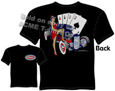 30 31 32 Hot Rod T Shirt 1930 1931 1932 Ford Clothing Pin Up Tee Vintage Rat Rod
