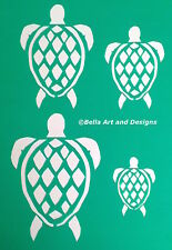 List 1 Ocean and Seashell stencils - **Free gift with every order**
