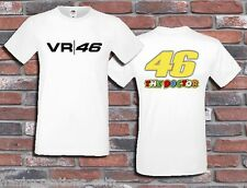 Valentino Rossi Shirt The Doctor MotoGP 46 Motor Sports T-Shirt VR46 Racing