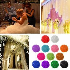 1000/2000/5000x 10/6/4.5mm Acrylic Crystal Diamond Confetti Table Scatter Filler