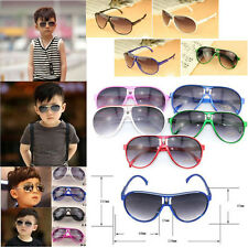 Child Cool Children Boys Girls Kids Plastic Frame Sunglasses Goggles #L