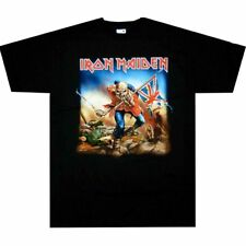Iron Maiden Trooper Shirt S M L XL XXL Official T-Shirt Metal Rock Band T-shirt