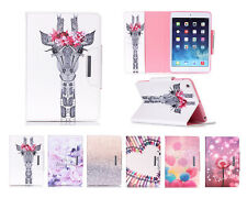 UK Pattern Leather Mangnetic Smart Case Stand Cover for Apple iPad Mini 1 2 3 4