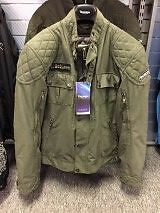 Limited Edition Genuine Triumph Steve McQueen Jacket Size 42