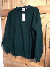 """New Ladies Jumper By Compliments In Bottle Green (BR Green) Size 16/18 Chest 44"""""""
