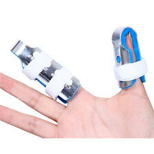 Aluminume Finger Support Brace Splint Joint Protection Injury Pain Support Kit