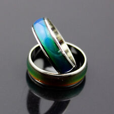 Change Color Rings Temperature Ring Mood Rings Women Men Jewelry Fashion Amazing