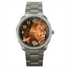 Lion Pride Stainless Steel Watches