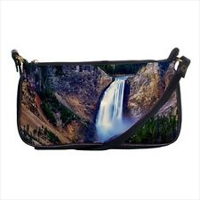 Yellowstone Park Shoulder Clutch Handbag & Mini Coin Purse