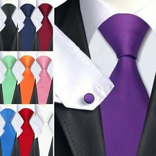 Classic Men Silk Neck Tie Jacquard Woven Necktie Formal Party Shirts Accessories