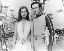 Space 1999 Catherine Schell Martin Landau Color Poster or Photo