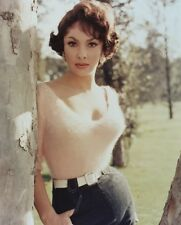 Gina Lollobrigida Busty Color Poster or Photo
