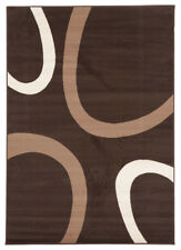 Network Rugs NEW Viva Modern Brown Contemporary Rug