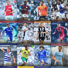 TOPPS Barclays Authentics Limited Edition 2011-12 football card - VARIOUS