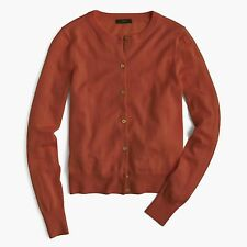 $85 J.Crew Lightweight Wool Jackie Cardigan Sweater item e1342