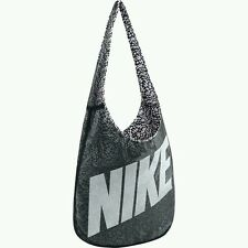 Nike Reversible Graphic Tote Shoulder Gym Fitness Beach Bag New