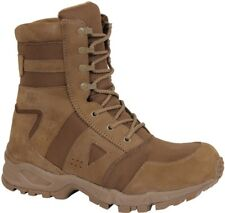 Coyote Brown AR 670-1 Official Mil-Spec Uniform Tactical Boots