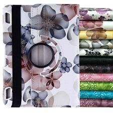 """360 Rotating PU Leather Smart Case Cover For Amazon Kindle Fire HD HDX 7"""" / 8.9"""""""