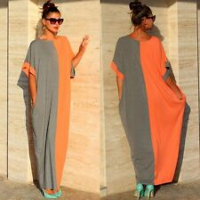 Sexy Womens Summer Boho Long Maxi Dress Evening Party Dress Beach Dress Sundress