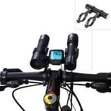 DOUBLE BIKE BICYCLE HANDLEBAR EXTENSION SMART HANDLE EXPAND SPORT NEW BAR C7E1