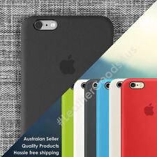 iPhone 6/6S Silicone case 2016 QUALITY soft thin Apple iPhone 6 6S Silicon cover