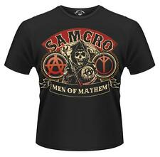 SONS OF ANARCHY SAMCRO REAPER BRAND NEW OFFICIALLY LICENSED T-SHIRT