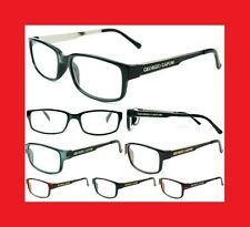 GEORGIO CAPONI MENS WOMENS UNISEX METAL TEMPLE FASHION READERS READING GLASSES