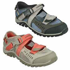WATERPRO CRYSTAL J82280 J82284 LADIES MERRELL RIPTAPE CASUAL CLOSED TOE SANDALS