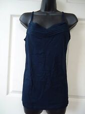 TOMMY HILFIGER WOMEN'S TANK TOP NEW MASTERS NAVY BLUE NEW