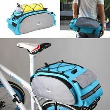 Roswheel Bike Rack Bag Bicycle Seat Cargo Pack Cycling Rear Pannier Handbag