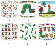 Very Hungry Caterpillar Lampshades Ideal To Match Very Hungry Caterpillar Duvets