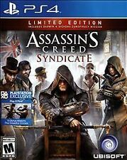 Assassin's Creed: Syndicate (Sony PlayStation 4, 2015)