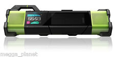 Pioneer STEEZ Duo Portable Music System -STZ-D10T-G -Apple iPhone iPod Boombox