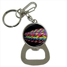 Hooping Bottle Opener Keychain and Beer Drink Coaster Set