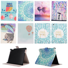 UK New Present Leather Flip Stand Case Cover Stand Shell for Apple iPad Air 9.4""
