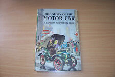 LADYBIRD BOOK THE STORY OF THE MOTOR CAR 2/6 REVISED 15PNET