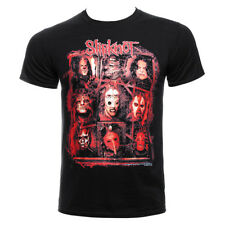 Official T Shirt SLIPKNOT Black RUSTY FACE Band Tee All Sizes