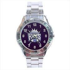 Sacramento Kings Stainless Steel Watches - NBA Basketball