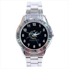 Washington Wizards Stainless Steel Watches - NBA Basketball