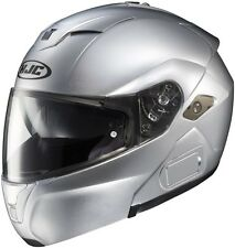 HJC SY-MAX III Modular Helmet Silver Free Size Exchanges
