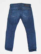 NEW Diesel mens size 32w 36w reg 32L 33L slim skinny straight fit blue jeans