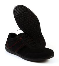 Bulldozer 52029 Shoes Leather Men's Size 41 - 45 black new