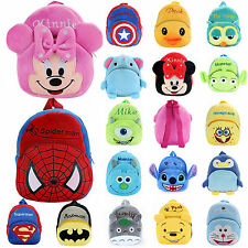 Boys Girls Kids Children Baby Toddler Kindergarten Backpack Schoolbag Small Bags