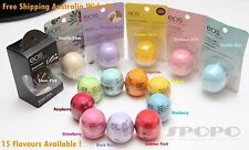 EOS Organic Lip Balm Smooth Sphere 15 Flavors - Speical Offer Multiple Purchase!